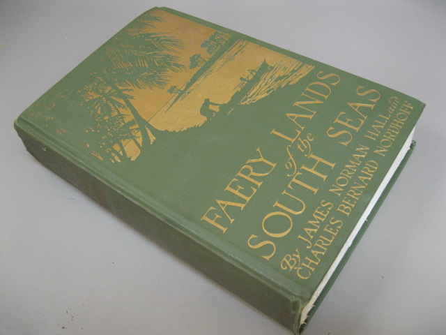 Faery Lands of the South Seas. James Norman Hall, Charles Bernard Nordhoff, George A. Picken.