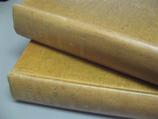 The Rugged Flanks of Caucasus. Two Volumes. John F. Baddeley.