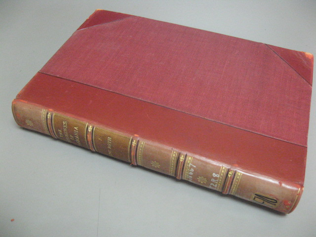 The Aborigines of Tasmania. H. Ling Roth, Edward B. Tylor, Edith May Roth.