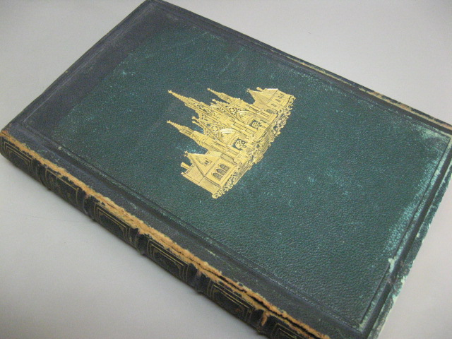 Green-wood cemetery: A history of the institution from 1838-1864. N. Cleaveland.