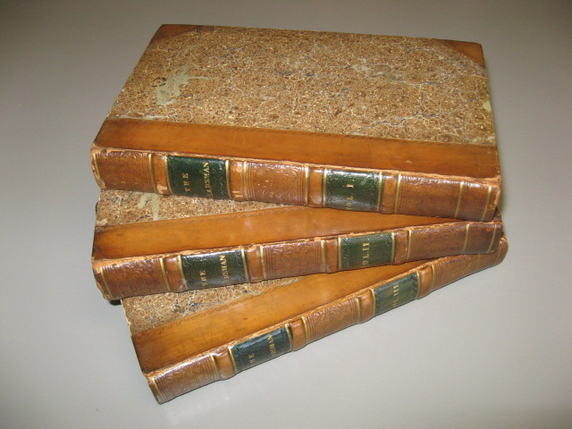 The Headsman; or, The Abbaye des Vignerons. A Tale. In Three Volumes. James Fenimore Cooper.