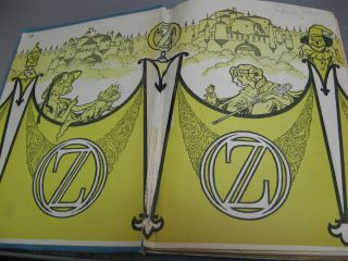 DOROTHY AND THE WIZARD IN OZ By L. FRANK BAUM 1908