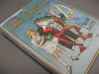 The Lost Princess of Oz. L. Frank Baum