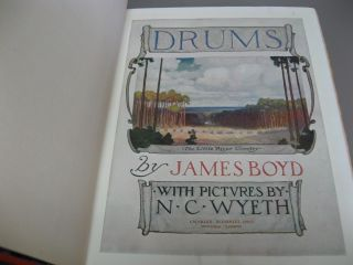 DRUMS. Scribner Illustrated Classic.