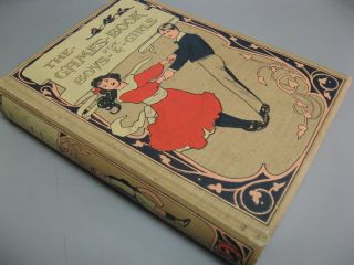 The Games Book for Boys and Girls A Volume of Old and New Pastimes with Original Illustrations