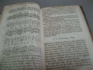 A Compendium: or, Introduction to Practical Musick in Five Parts. Teaching, by a New and Easie Method, 1. The Rudiments of Song. 2. The Principles of Composition. 3. The Use of Discords. 4. The Form of Figurate Descant. 5. The Contrivance of Cannon.