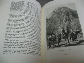The Rugged Flanks of Caucasus. Two Volumes.