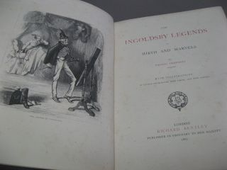 The Ingoldsby Legends of Mirth and Marvels