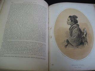 Narrative of the Expedition of an American Squadron to the China Seas and Japan, Performed in the Years 1852, 1853, and 1854, Under the Command of Commodore M.C. Perry, United States Navy... with numerous illustrations.