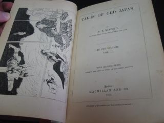 Tales of Old Japan. In Two Volumes.