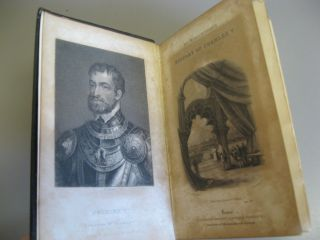 The History of the Reign of the Emperor Charles V. With a View of the Progress of Society in Europe, from the Subversion of the Roman Empire, to the Beginning of the Sixteenth Century. Abridged Edition, with Questions for the Examination of Students.
