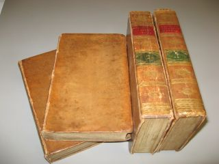 An History of the Earth, and Animated Nature. In Four Volumes. Oliver Goldsmith