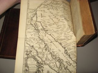 A Natural and Civil History of California: Containing an accurate Description of that Country, it's Soil, Mountains, harbours, Lakes, Rivers, and Seas; its Animals, Vegetables, Minerals, and famous Fishery of Pears. ...&c. In Two Volumes.
