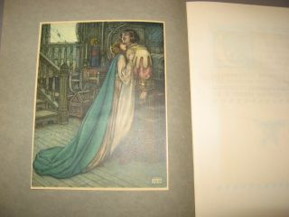 The Romance of Tristram and Iseult.